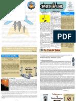 """01-03-2010 """"El Conquistador"""" Boletín Semanal"""