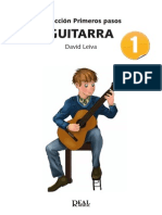 Guitarra Leiva Demo