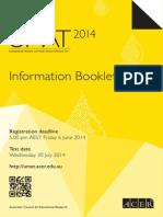UMAT Info Book 14