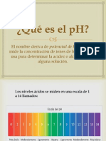 Qué es el pH