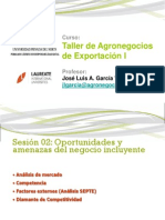 Agronegocios de Exportacion