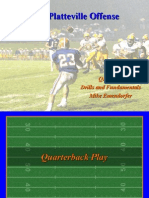 QB and WR Fundamentals 061