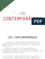 Los Contemporáneos