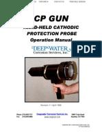 CP Gun Operation Manual