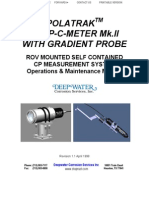 Deep C Meter Operation Maintenance Manual