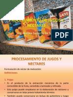 Procesamiento de Jugos y Nectares pdf