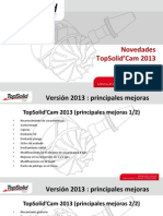 31 Topsolid Cam 2013