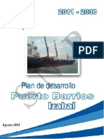 Diagnostico Puerto Barrios Segeplan