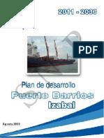 Diagnostico Puerto Barrios Segeplan