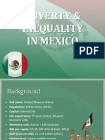 Poverty & Inequality in Mexico