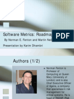 Software Metrics, A Roadmap.ppt