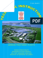 TI 06 of 2011 Sewage Treatment Plant