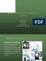 ete500 distance learning revise