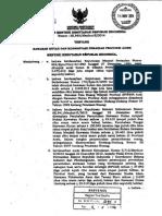 Keputusan Menteri Kehutanan Nomor SK.865/Menhut-II/2014 tentang Kawasan Hutan dan Konservasi Perairan Provinsi Aceh