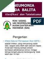 Materi UKK Respiro IDAI Yogyakarta Pneumonia Day-14