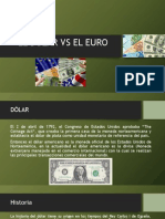 Dolar vs Euro