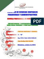 Auditoria Forense y Peritaje Judicial - Imp y Dif