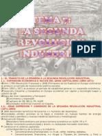 7.- SEGUNDA REVOLUCIÓN INDUSTRIAL 2