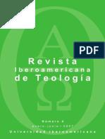 Revista Iberoamericana de Teología - 4- Enero Junio 2007