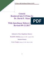Genesis in E-Prime With Interlinear Hebrew in IPA 11-20-2014