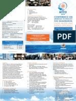 Leaflet Seminar Mtfd 29-30 Okt 14