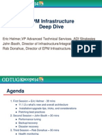EPM Infrastrucure Deep Dive (1)