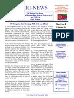 Eri-Newsletter Issue. 22