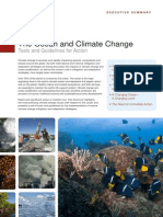 The Ocean and Climate Change_Executive Summary