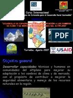 Metodologías y Estrategias de Extensión Para El Desarrollo Rural Sostenible