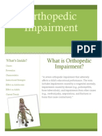 orthopedicimpairmentbrochureforparentsandteachers brochure