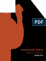 Barnyard Brew - Product Redesign, BYUI