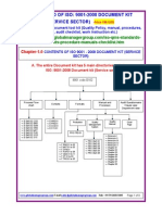 Demo Document for ISO 9001 Tradi Co.