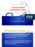 2. Telusur- Data