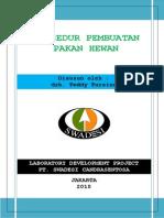 Prosedur Pembuatan Pakan Hewan.pdf