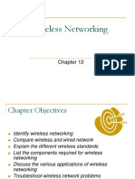 Chapter 12 Wireless Networking