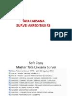 1. Tata Laksana Survei Akreditasi