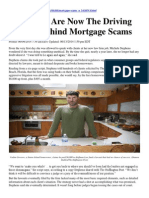 Lawyers Are Now the Driving Force Behind Mortgage Scams