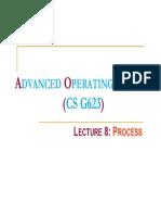 AOS Lect 08 Process
