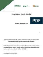 REDE Saúde Mental Na Bahia