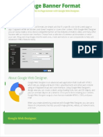 Html Page Header for Google
