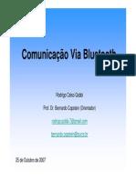 Comunicacao Bluetooth