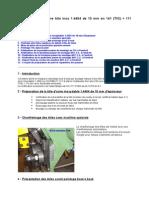 Comment souder une tôle inox 1.4404 de 10 mm en 141 (TIG) + 111 (ARC EE)