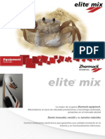 Elite Mix Folleto