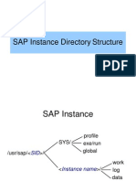 1.SAP Directory Structure and OS User