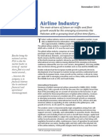 Airline 2013 - JCR Report