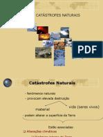 Catastrofes Naturais