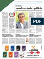 Interviste e liste candidati Regionale 2014 Gazzetta di Reggio