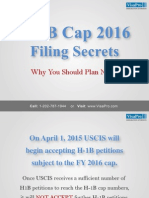 5 H1B Cap 2015 Filing Secrets from US Immigration Lawyer