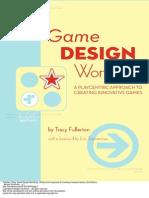 Design a pdf playcentric workshop game