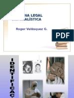 MEDICINA LEGAL CRIMINALÍSTICA
